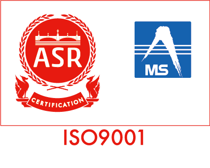 ASR/JAB/ISO9001